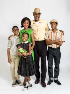 """The Watsons Go To Birmingham"" Photo by Annette Brown, courtesy of Crown Media, Inc."