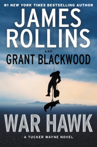 """War Hawk"" book cover courtesy of William Morrow."
